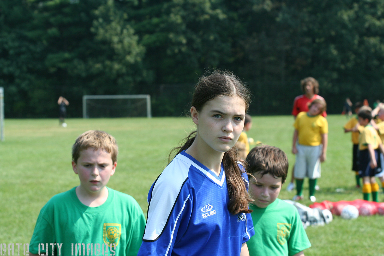 IMG_0978 Kristin coach rec league soccer by M Frechette