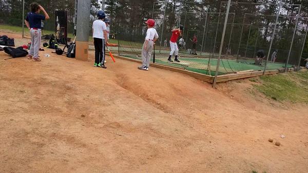 Rec baseball 2016