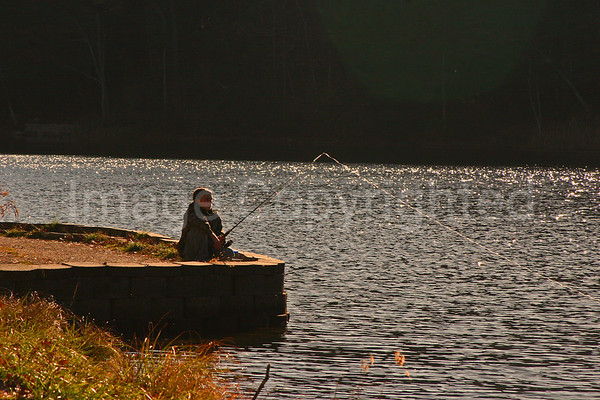 Hoping to catch something - 8/23/10
