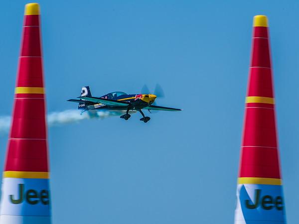 The Red Bull Air Race season opener in Abu Dhabi, UAE on Saturday 14th February, 2015. Photo by: Stephen Hindley©