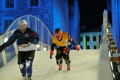 Red Bull Crashed Ice 2012