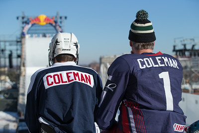 Red Bull Crashed Ice 2014 Saint Paul Mayor Coleman