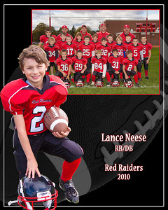 Sample Team/Player Composite with color team photo