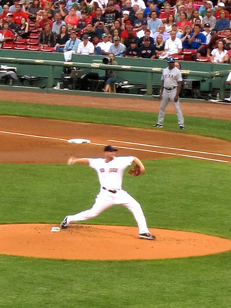 Red Sox Game 7 August 2012