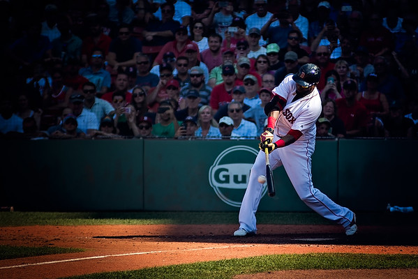 Red Sox vs. Tigers, 7.27.16