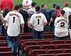 More San Francisco Giants fans...soon to be disappointed.