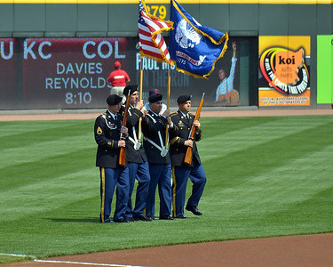 Red's 7-2-11 Honor Guard