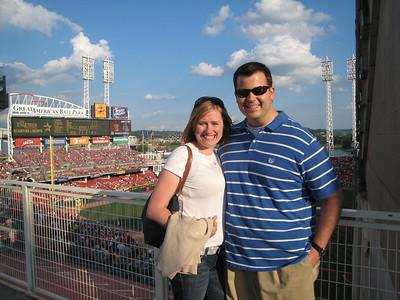 Reds Astros Game 2008