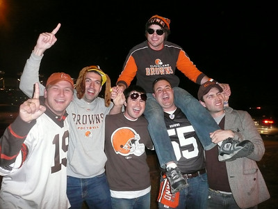Redskins Browns Game
