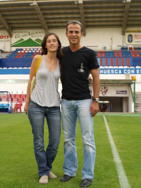 Gustavo y Marga
