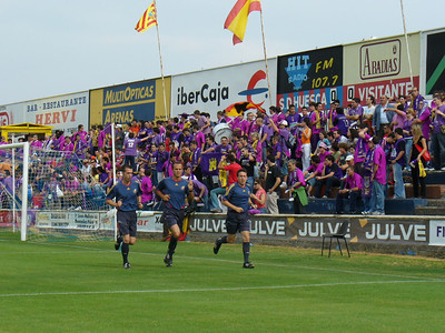 Play-Off Ascenso Huesca-Palencia 2007