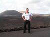 Segurilla el pistolero, en Timanfaya Lanzarote