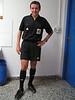 Luis Carrasco en la ciudad deportiva del Alaves