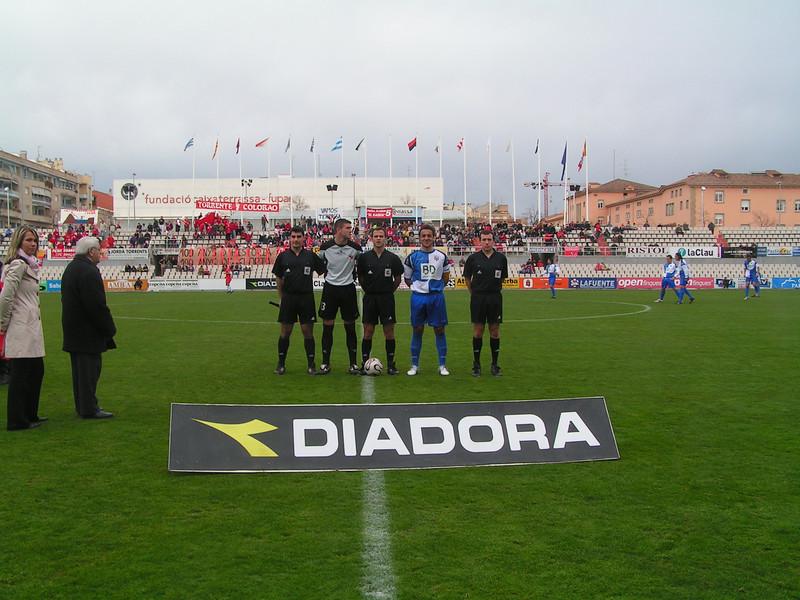 Terrassa - Sabadell. Temporada 2005-2006