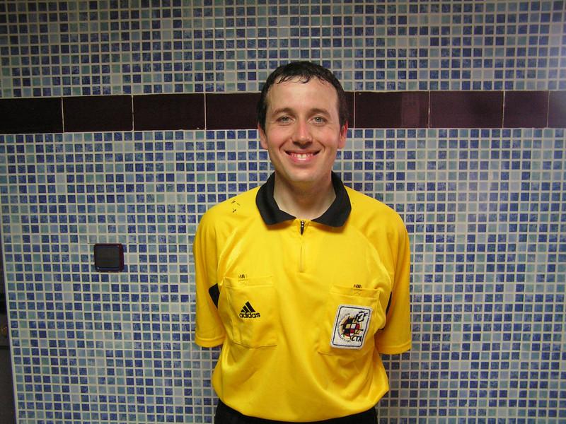 Luis Carrasco, Levante B - Benidorm Temporada 2004-2005
