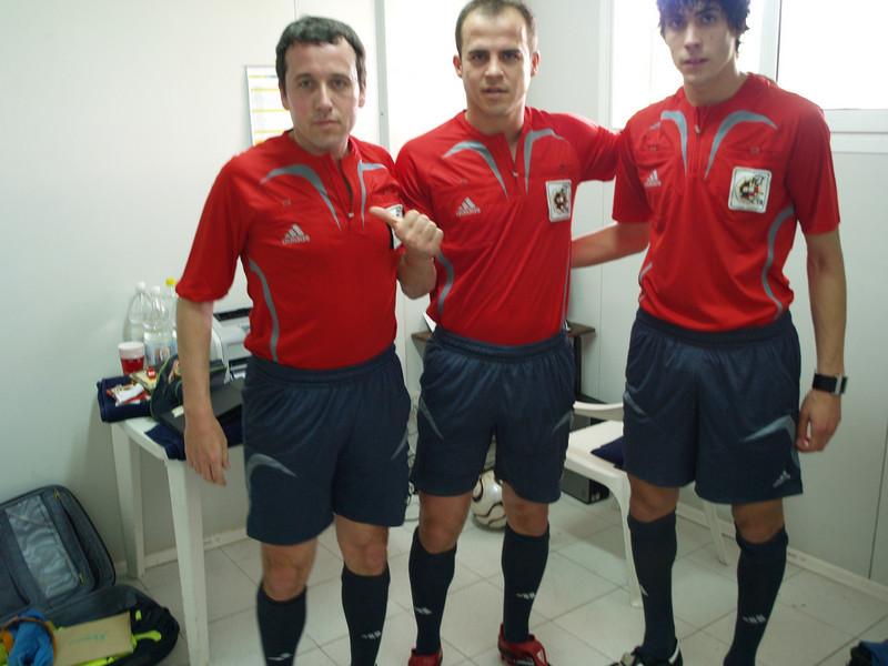 Universidad de las Palmas - Leganes. Temporada 2007-2008