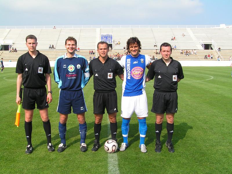 Benidorm - Peralta. Temporada 2005-2006