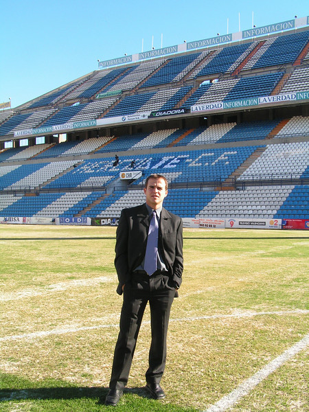 Revision de campo del Rico Perez, Alicante - Peñasport Temporada 2004-2005