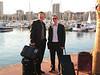 Regreso a Barcelona después de la comida en el puerto de Alicante. Alicante - Peñasport Temporada 2004-2005