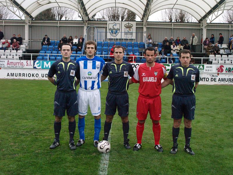 Amurrio Salamanca Temporada 2006-2007