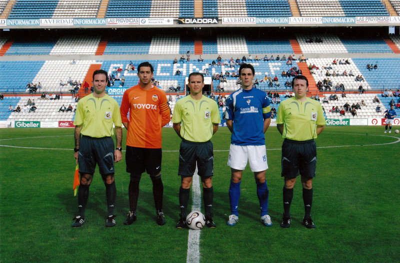 Alicante - Valencia B. Temporada 2006-2007