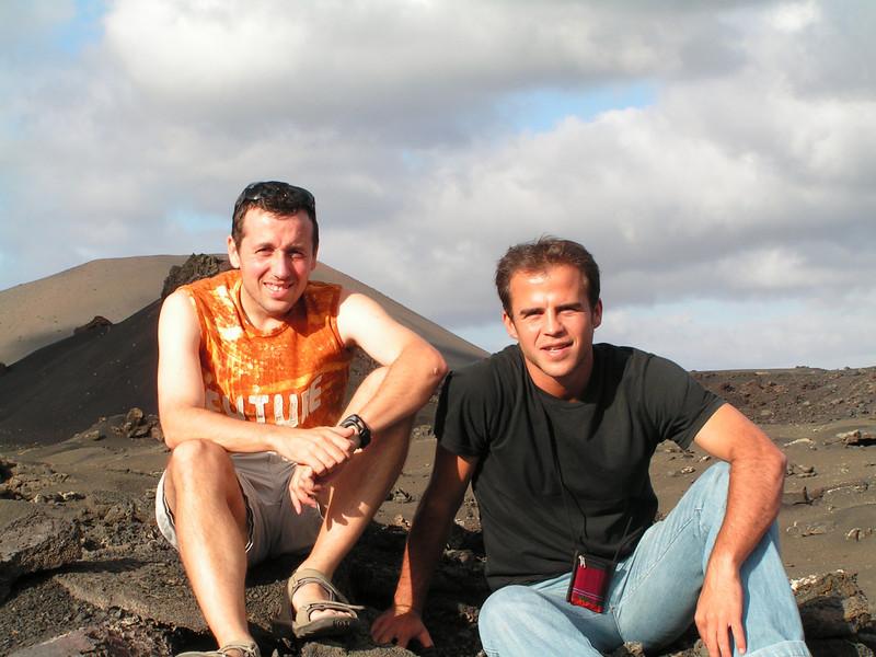 Parque Nacional del Timanfaya Lanzarote