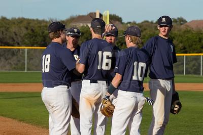 Regents Baseball 2016