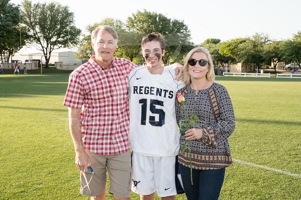 Lacrosse Senior Night 2018