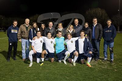 Soccer Boys Seniors 2018