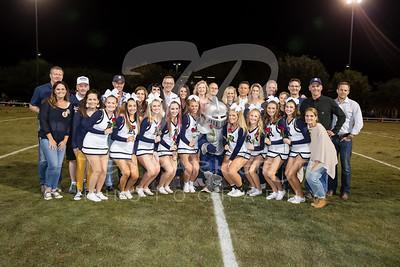 2018-10-26 Cheer Senior Night