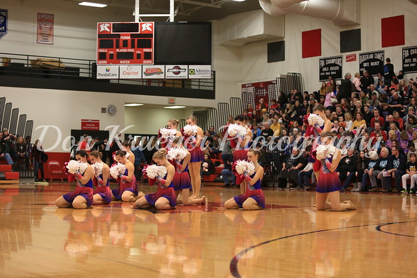 Appleton West Pom 01/27/18