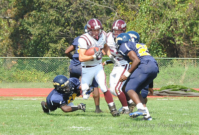 9/25/2010, Somerset, NJ: Phillipsburg vs Franklin.
