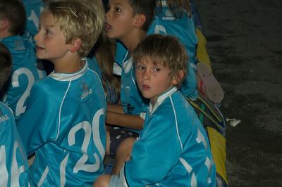 Remise des Médals au soccer 17 août,  2013