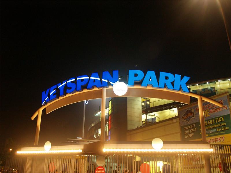 Keyspan Park, Coney Island