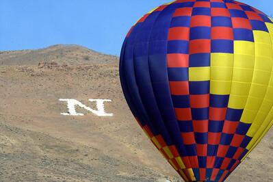 Great Reno Balloon Race, 2009