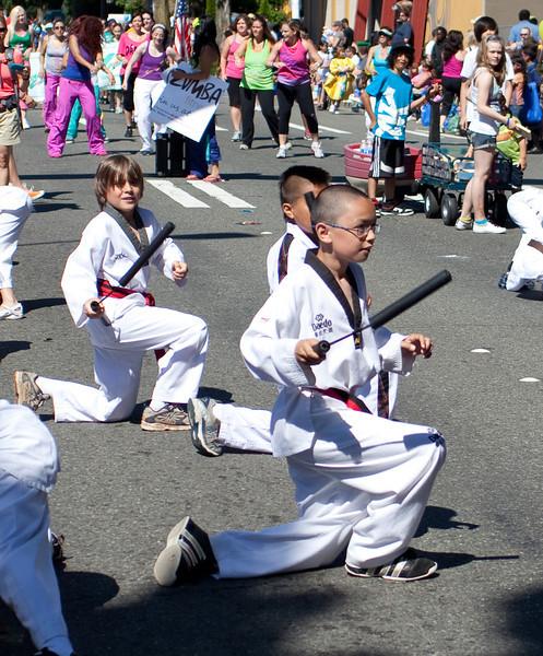 Renton River Days Parade