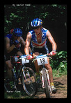 Retrospective Mountain Bike Racing : A gallery of nostalgia from my first years working as a photojournalist for Solo Bici Magazine during which I followed some of the initial World Cup racing in mountain bike history.