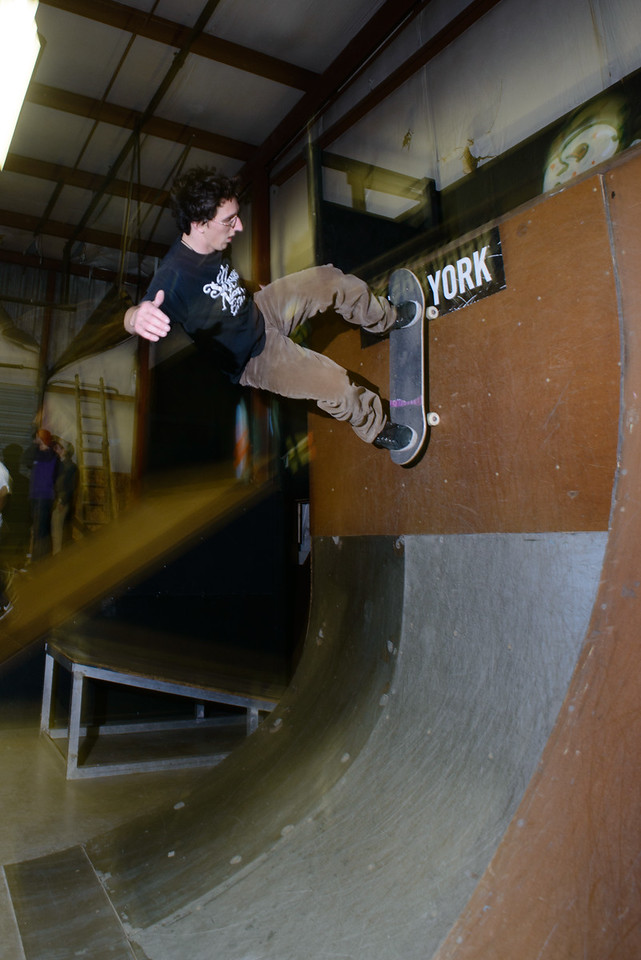 Jeremiah at Revert Skatepark Feb 2013