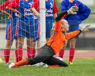 Richland Girls Soccer vs. Conemaugh