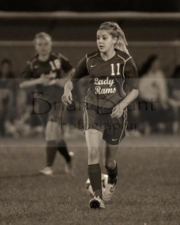 Richland Varsity Girls Soccer vs Somerset