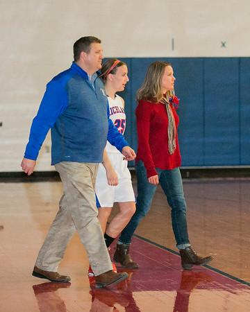 Richland vs Bedford Varsity Girls Basketball