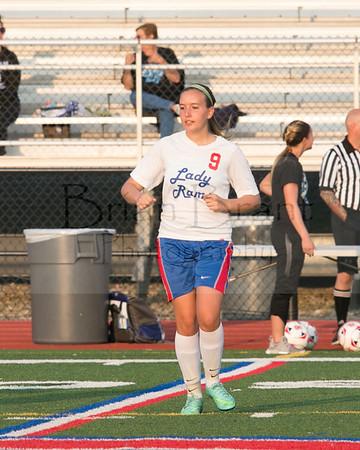Richland vs Johnstown Varsity Girls Soccer