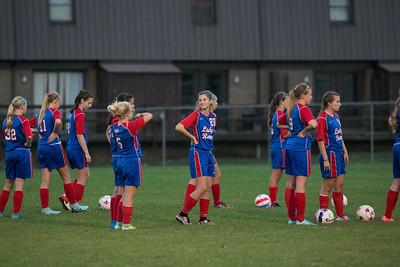 Somerset vs Richland - Girls Varsity Soccer