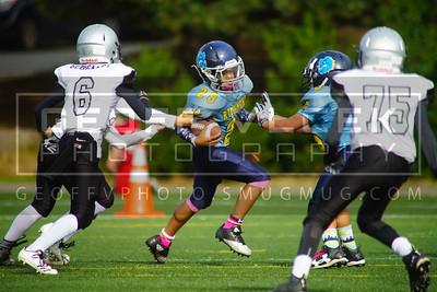 9/30/17- Richmond Bulldogs vs Ballard Knights- Juniors