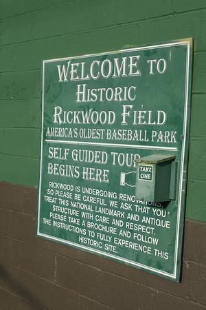Rickwood Field, Alabama