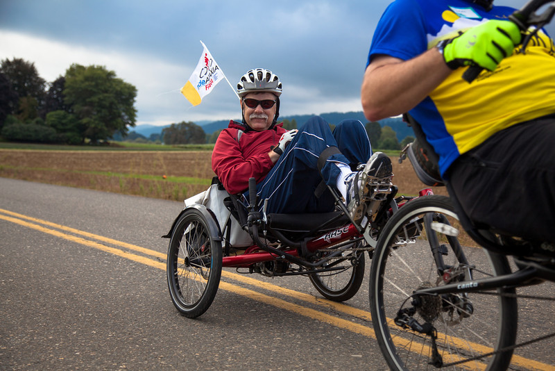 Ride to support Friedreich's Ataxia in Portland, Oregon