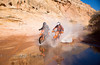 Cooling Off in the desert the Dual Sport Utah Way - Photo by Pat Bonish - 1