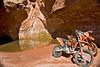 End of the Box Canyon - Dual Sport Utah - Photo by Pat Bonish