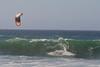 Kite Boarding at Jamala Beach Claifornia - Photo by Pat Bonish