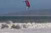 Avoiding the Pounding Surf - Jamala Beach California - Photo by Pat Bonish